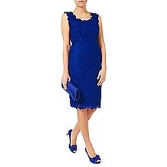 Jacques Vert - V Neck Lace Dress