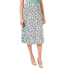 Eastex - Painted Spot Jersey Skirt