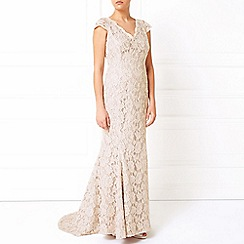 Jacques Vert - Embellished Lace Bridal Gown