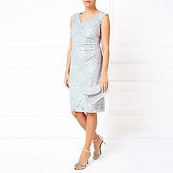 Jacques Vert - Embellished Lace Dress
