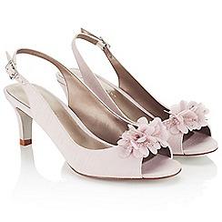 Jacques Vert - Ruffle Sparkle Shoe