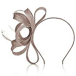 Eastex - Shantung Loop Fascinator
