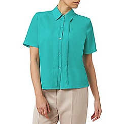 Eastex - Box Pleat Blouse