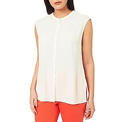 Windsmoor - Ivory Sheer Soft Shirt