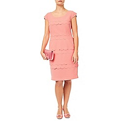 Jacques Vert - Petite Scallop Layer Dress