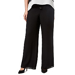 Windsmoor - Black Drawstring Trousers
