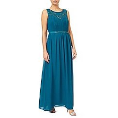 Jacques Vert - Embellished Yoke Dress Maxi
