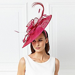 Jacques Vert - Feather Disc Headpiece
