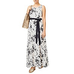 Jacques Vert - Bamboo Print Maxi Dress