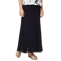 Jacques Vert - Maxi Front Split Godet Skirt