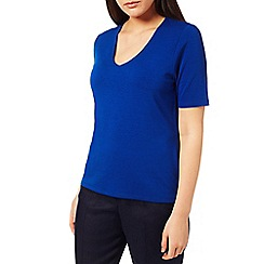 Windsmoor - Cobalt Basic Jersey Top
