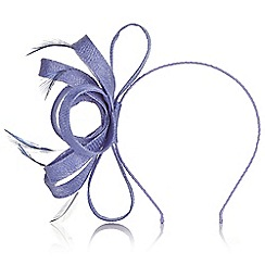 Eastex - Feather Loop Fascinator