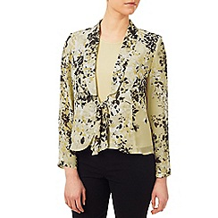 Eastex - Painterly Flower  2In1 Blouse