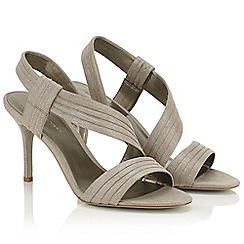 Jacques Vert - Pleated Strap Sandal
