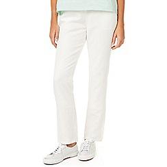 Dash - Linen Mix 5 Pocket Trouser