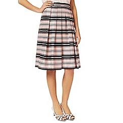 Jacques Vert - Stripe Prom Skirt