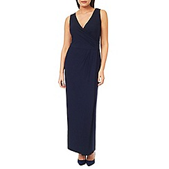 Windsmoor - Navy Jersey Maxi Dress