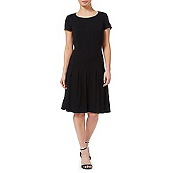 Precis - Pleated Jersey Dress