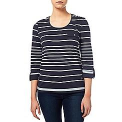 Dash - Navy/Sky Blue Stripe Jersey