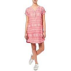 Dash - Linen Print Dress