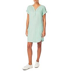 Dash - Lagoon Linen Dress