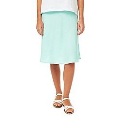 Dash - Lagoon Linen Skirt