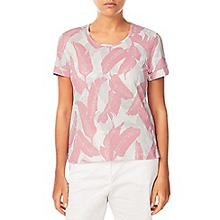 Dash - Palm Print T-Shirt