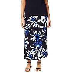 Windsmoor - Anise Print Jersey Maxi Skirt