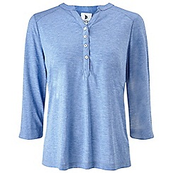 Dash - Sky Blue Jersey Top