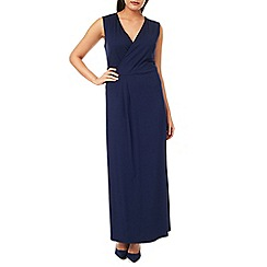 Windsmoor - Navy Waist Detail Maxi Dress