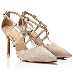 Precis - Gold Shimmer Pointed Court