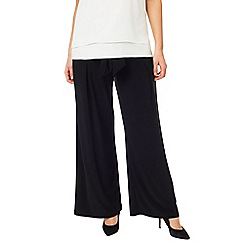 Windsmoor - Black Wide Leg Palazzo Trouser