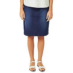 Dash - Denim Flow Skirt