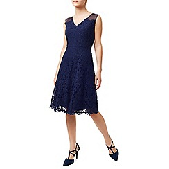 Precis - Scarlett Lace Full Skirt Dress