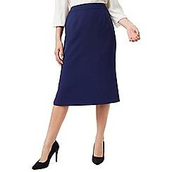 Precis - Aria Pleat Detail Pencil Skirt