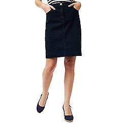 Precis - Clara Denim Pencil Skirt