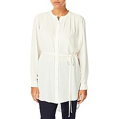 Jacques Vert - Oversized Pleat Detail Shirt
