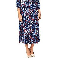 Eastex - Large Painterly Skirt