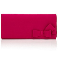 Jacques Vert - Bow Trim Clutch Bag