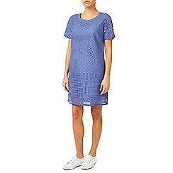 Dash - Cornflower Broidery Dress