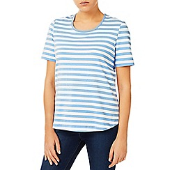 Dash - Light Blue Stripe T-Shirt