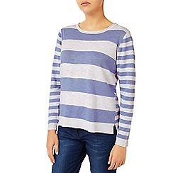 Dash - Linen Stripe Jumper