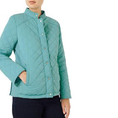 Dash Short Quilted Coat