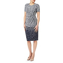 Eastex - Mottled Lace Jersey Dress