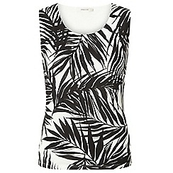 Precis - Palm Print Top