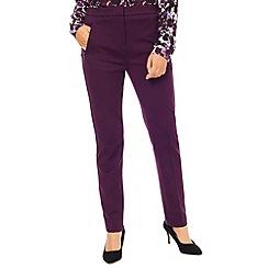 Eastex - Narrow Leg Ponte Trouser Short