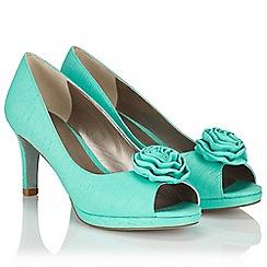 Jacques Vert - Ruffle Trim Shoe