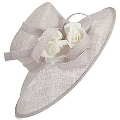 Jacques Vert - Flower Twist Trim Hat