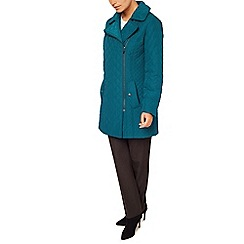Eastex - Asymmetric Padded Coat