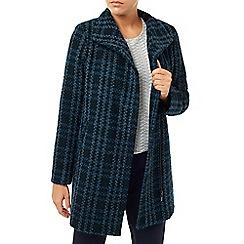 Eastex - Check Wool Coat